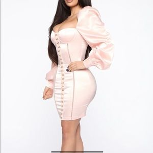 FashionNova Mini Sexy Dress